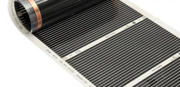 infrarood vloerverwarming